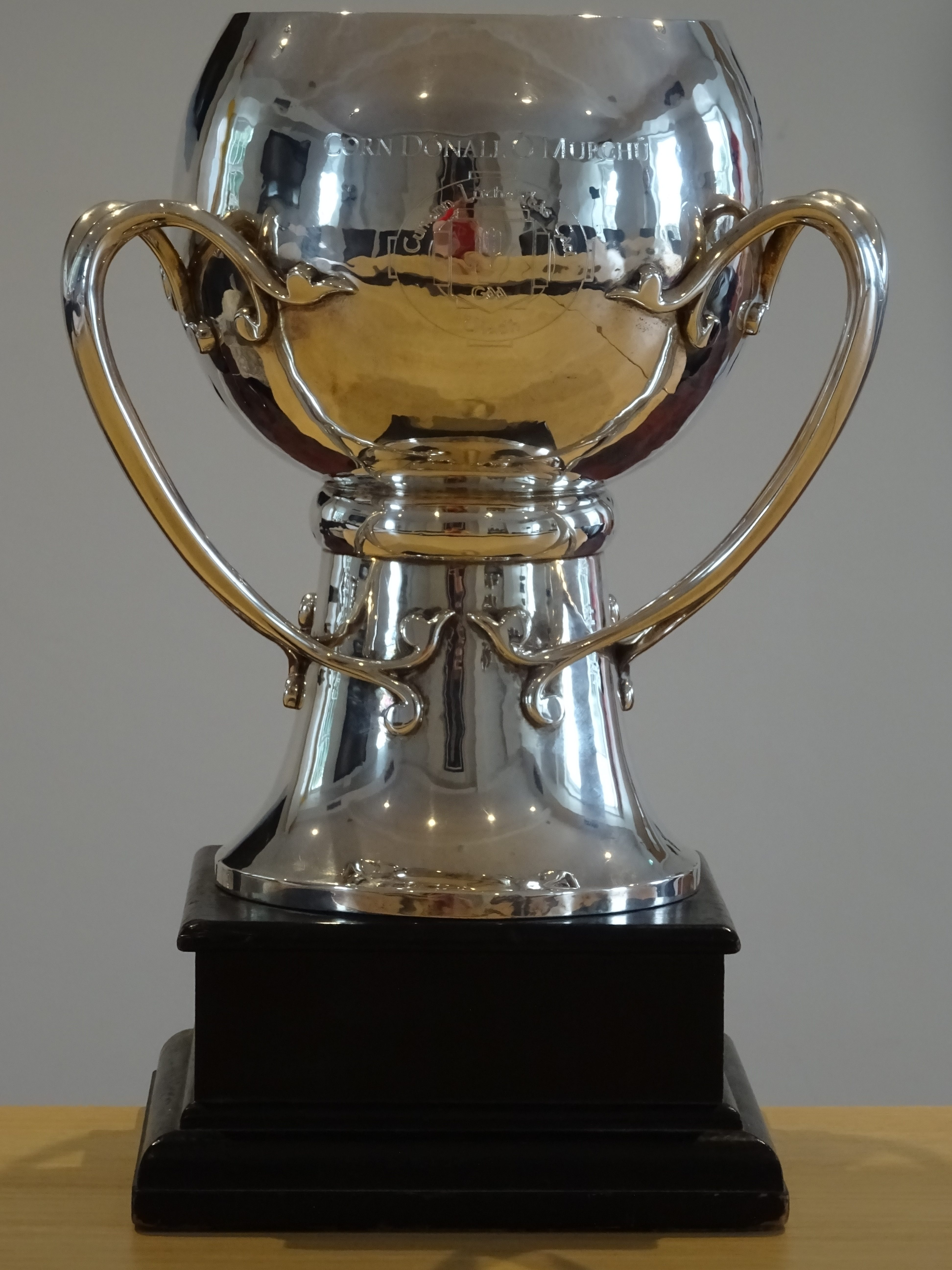 New 'Danny Murphy Cup' for Ulster Under 20 Football Winners
