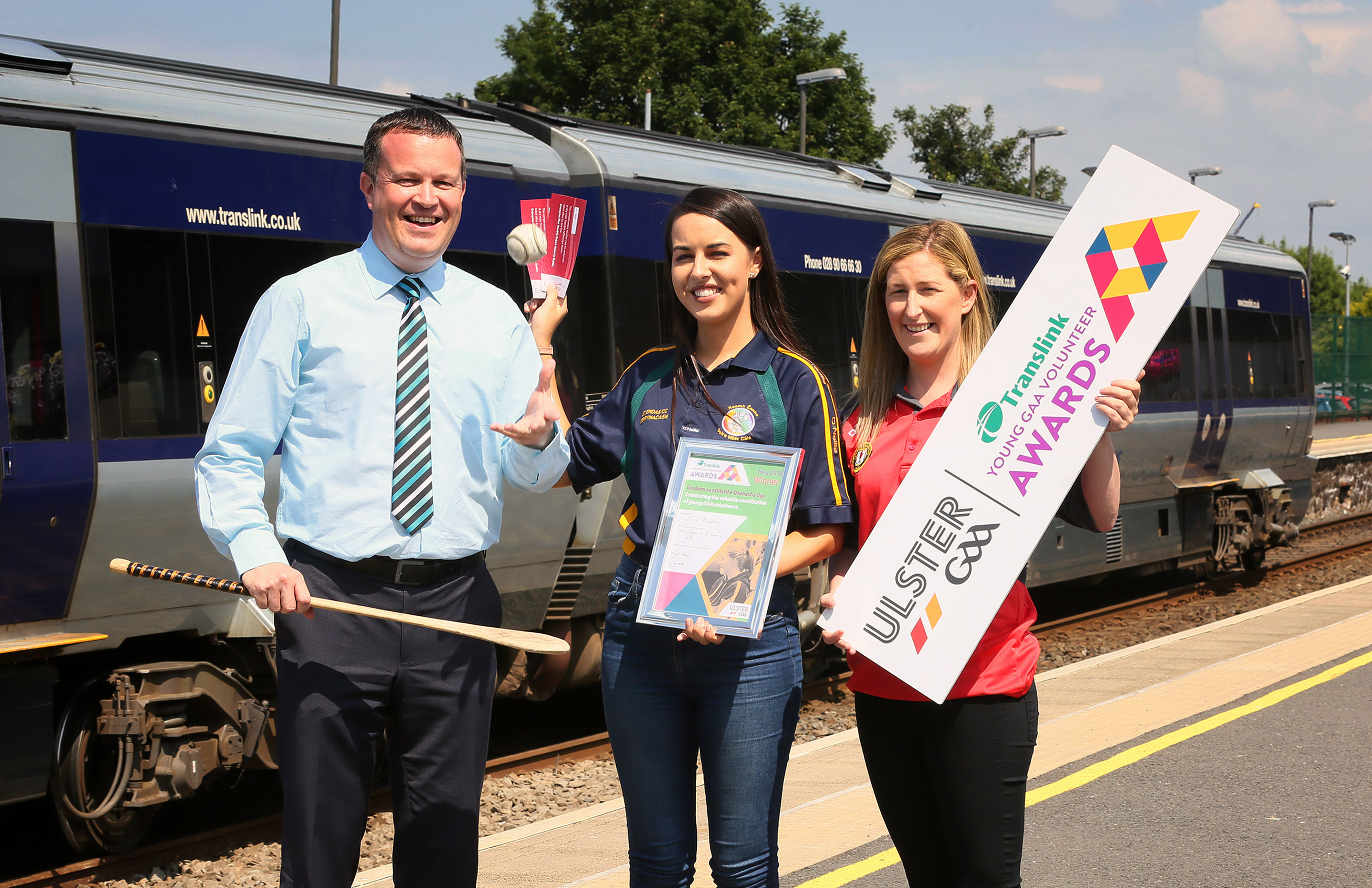 Derrymacash clubwoman is Translink Ulster GAA Young Volunteer of the Month