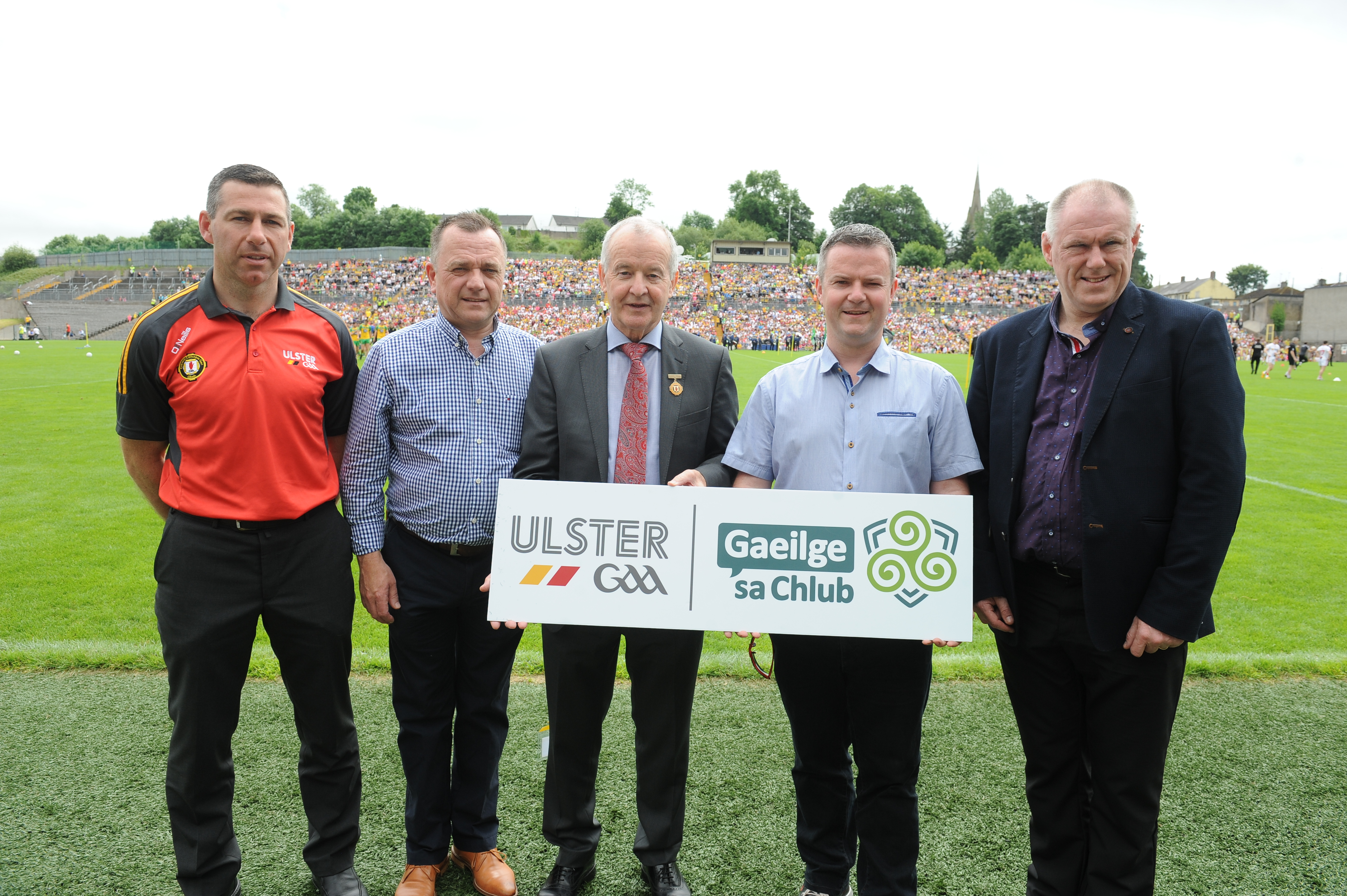 Ulster GAA invests in Irish Study for GAA members