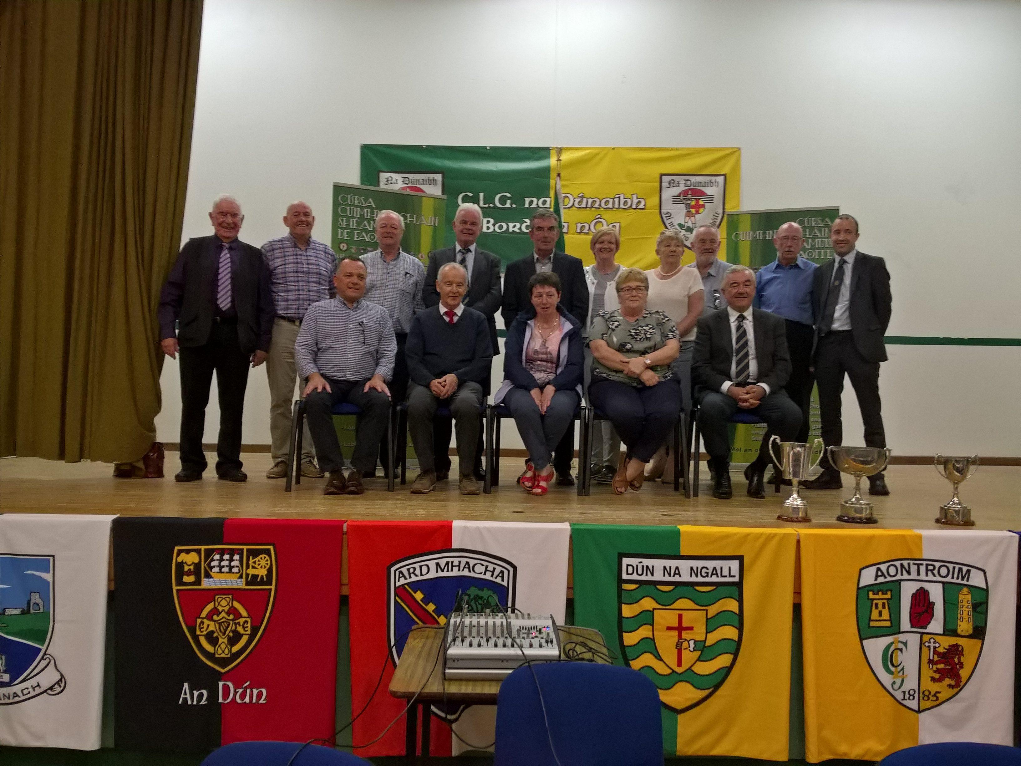 Cúrsa Gaeilge Shéamas de Faoite 1988 – 2018