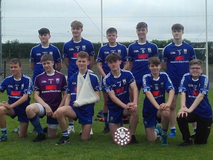 Bellaghy are Ulster Óg Spórt Champions 2018