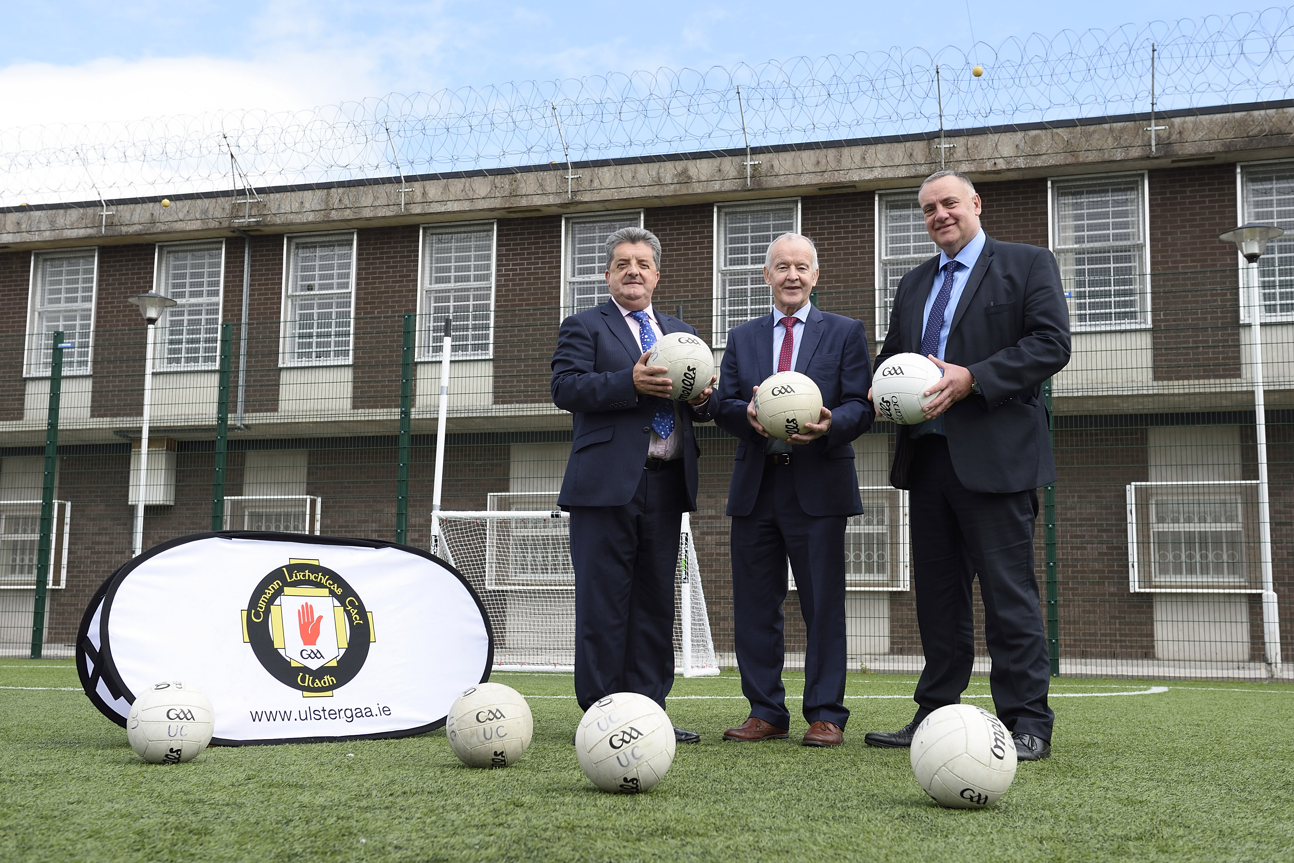Ulster GAA delivers Prison Service coaching course