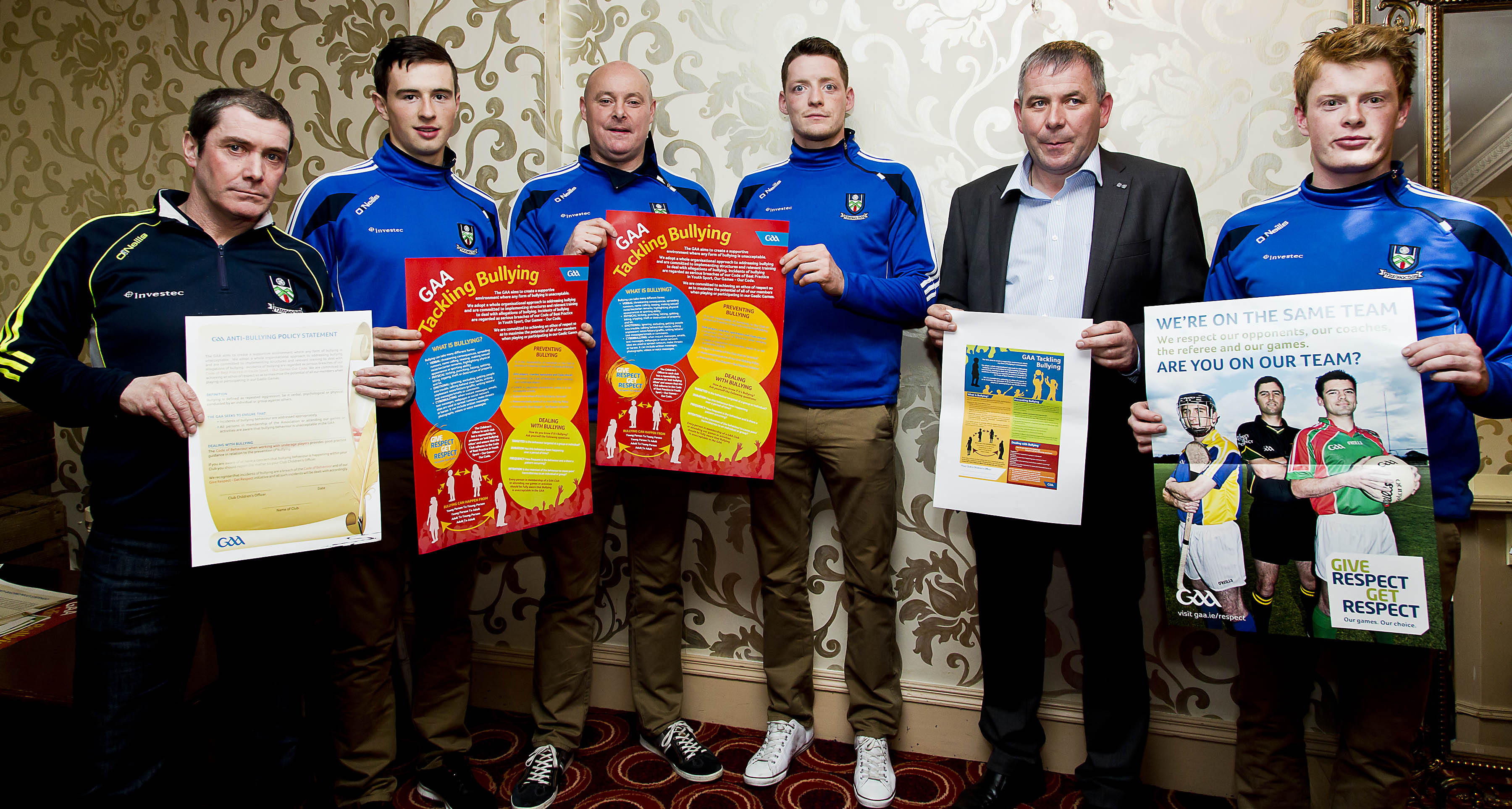Ulster GAA support Anti-Bullying Week 2018