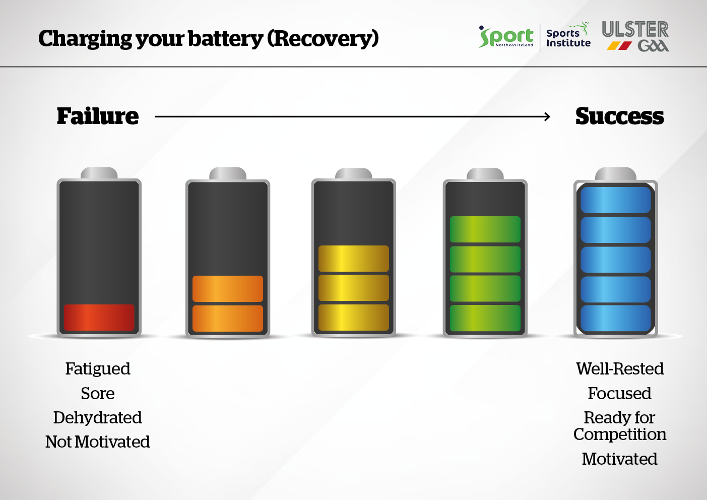 Recovery Battery