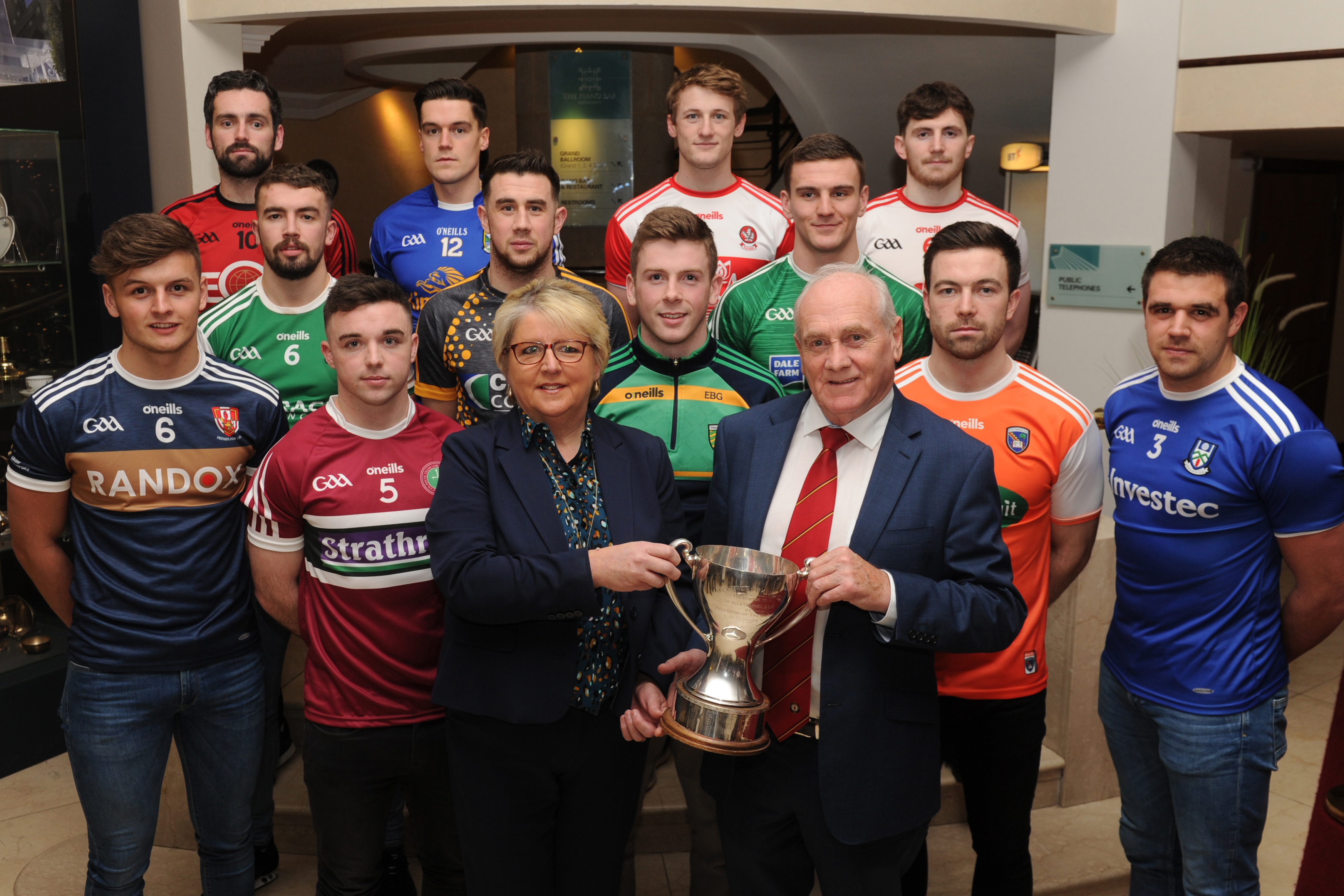 Bank of Ireland Dr McKenna Cup Draw 2019 takes place