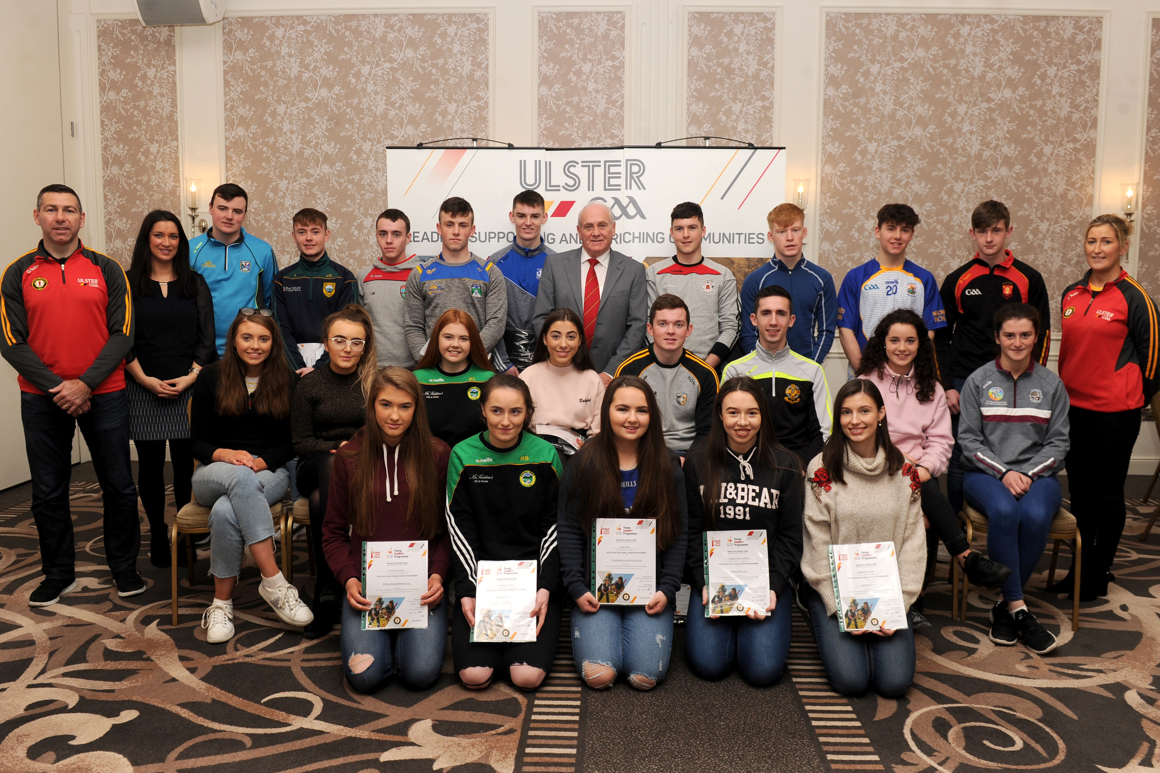 Ulster GAA recognise Young Leaders