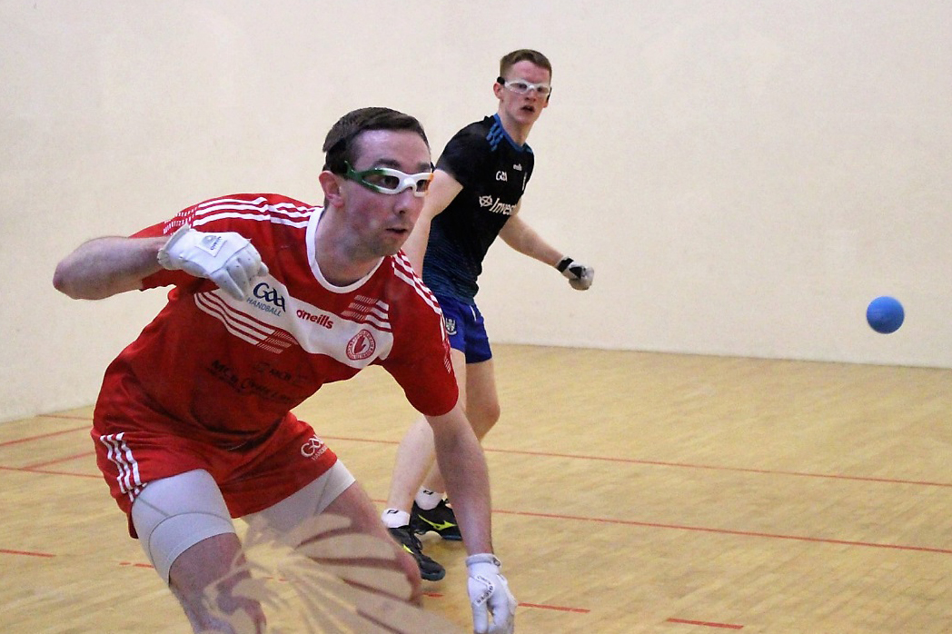 Kingscourt hosts Ulster Juvenile and Adult 40×20 Handball finals