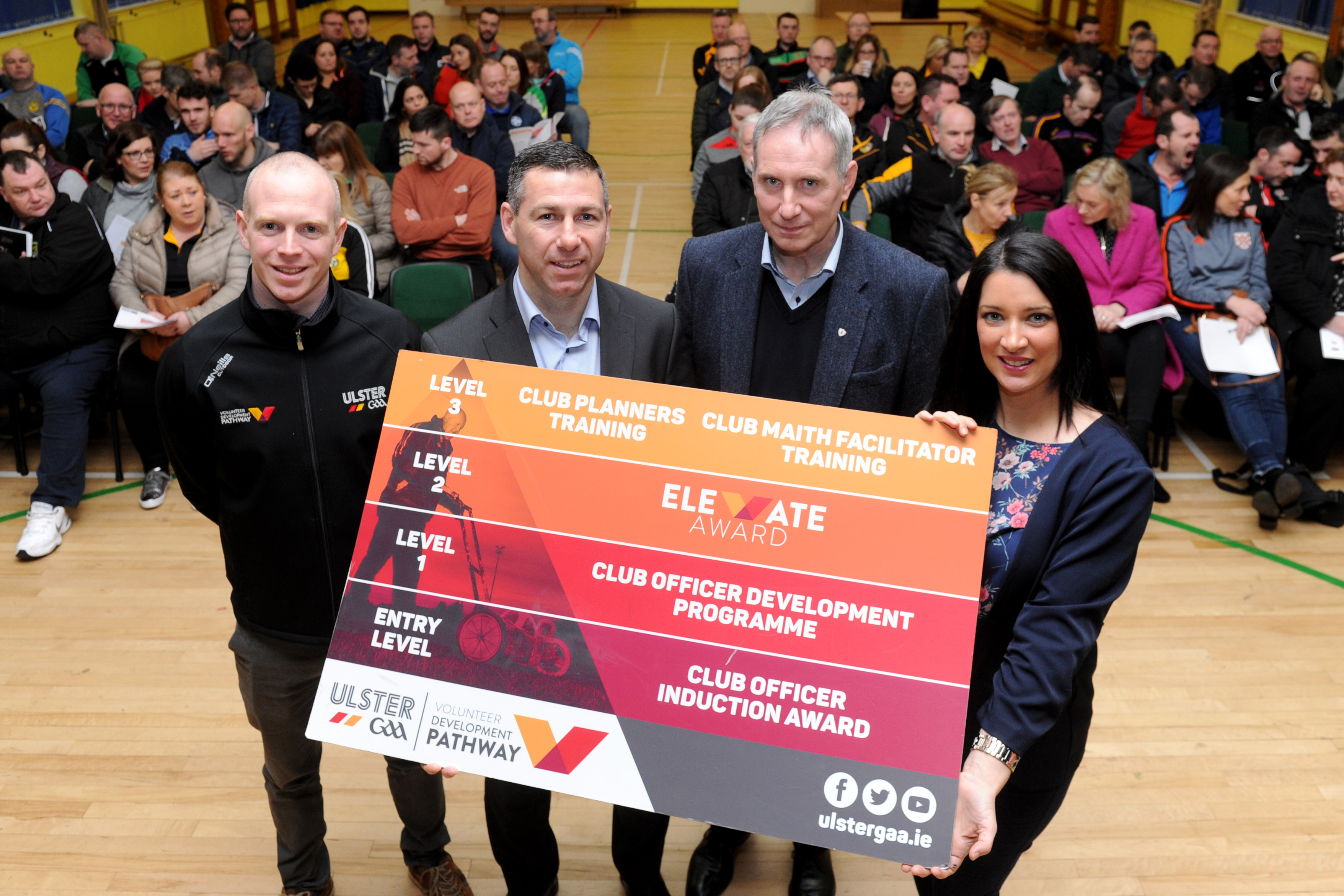 Ulster GAA looking outstanding Clubs for Elevate Award