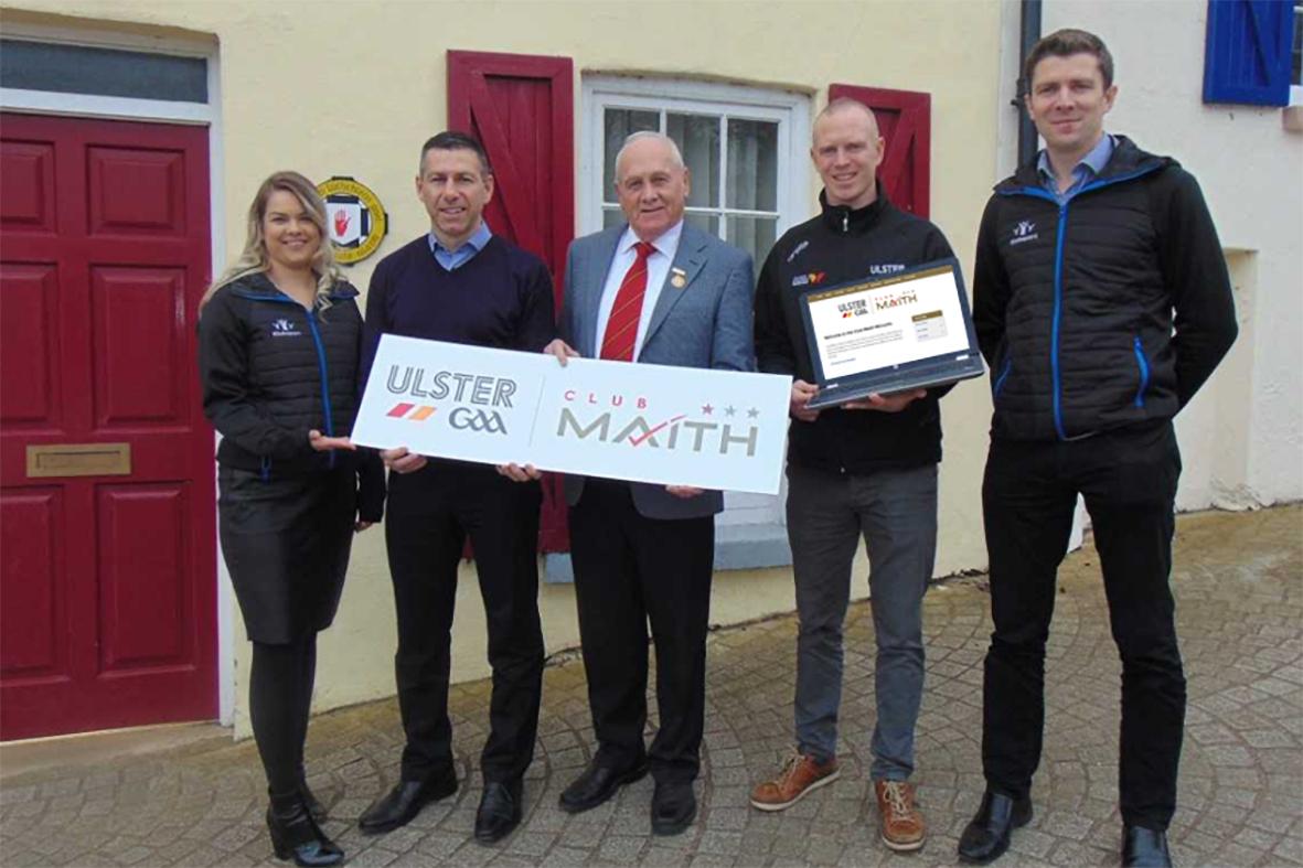 Ulster GAA Launch Club Maith Online Portal