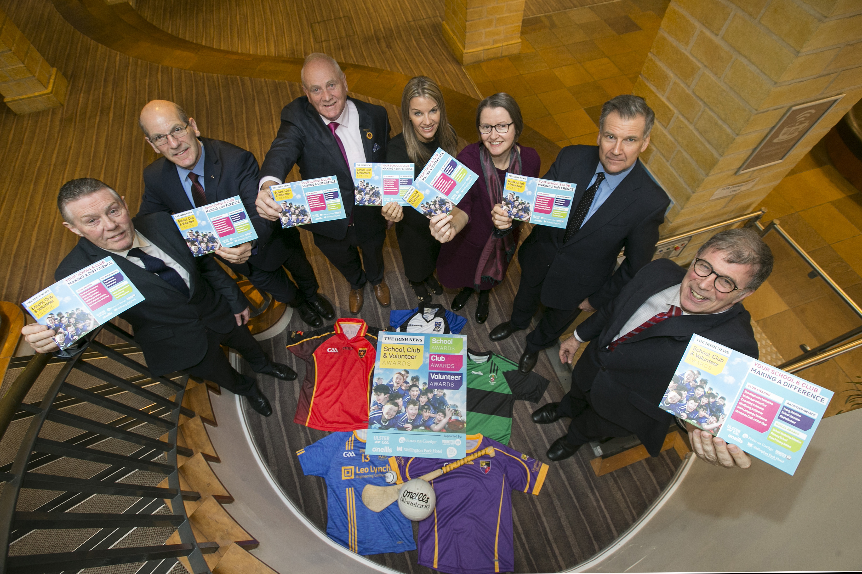 Irish News launch School, Club and Volunteer Awards