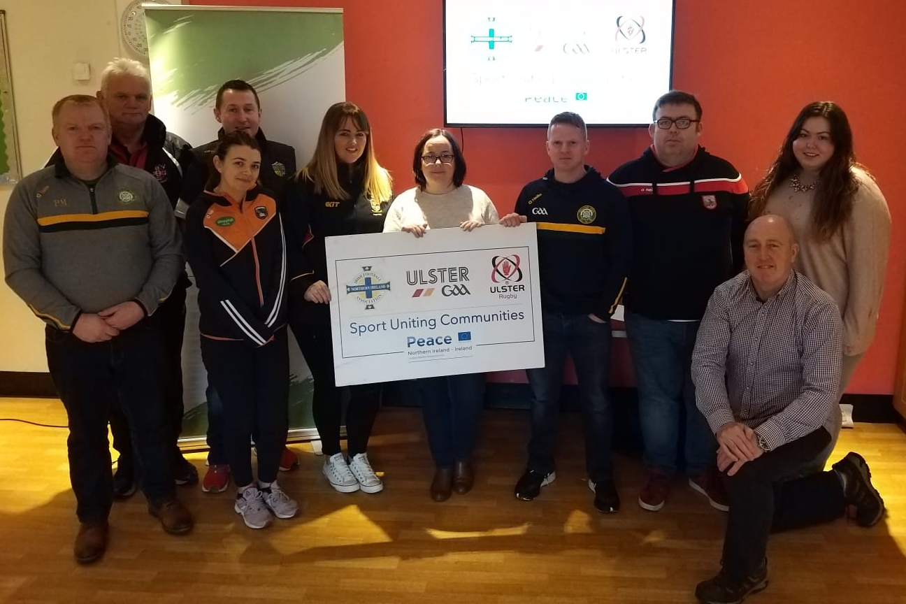 Ulster GAA, Ulster Rugby and the IFA deliver Volunteer Development programme
