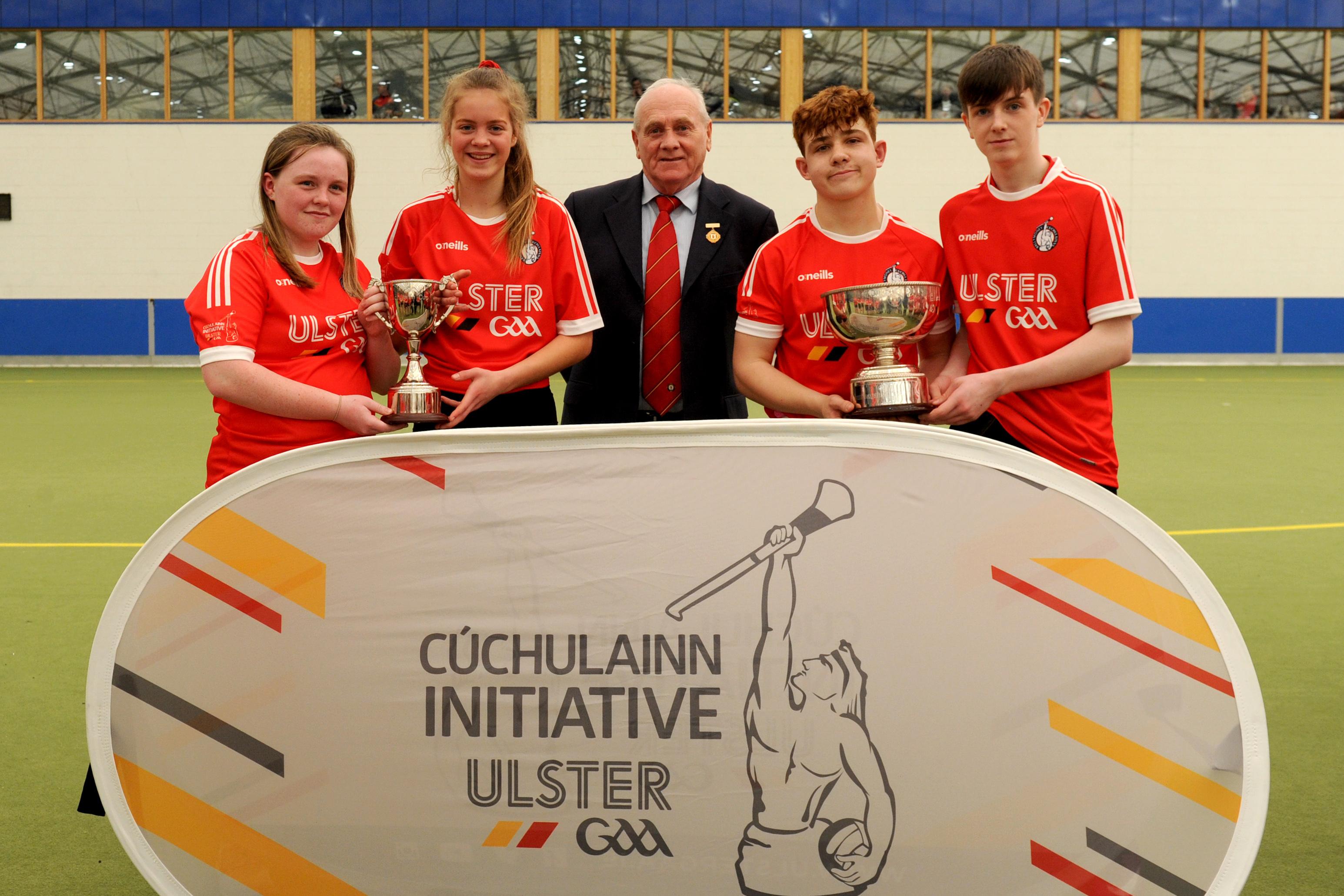 Double Cúchulainn success for Ballymoney Boys and Girls
