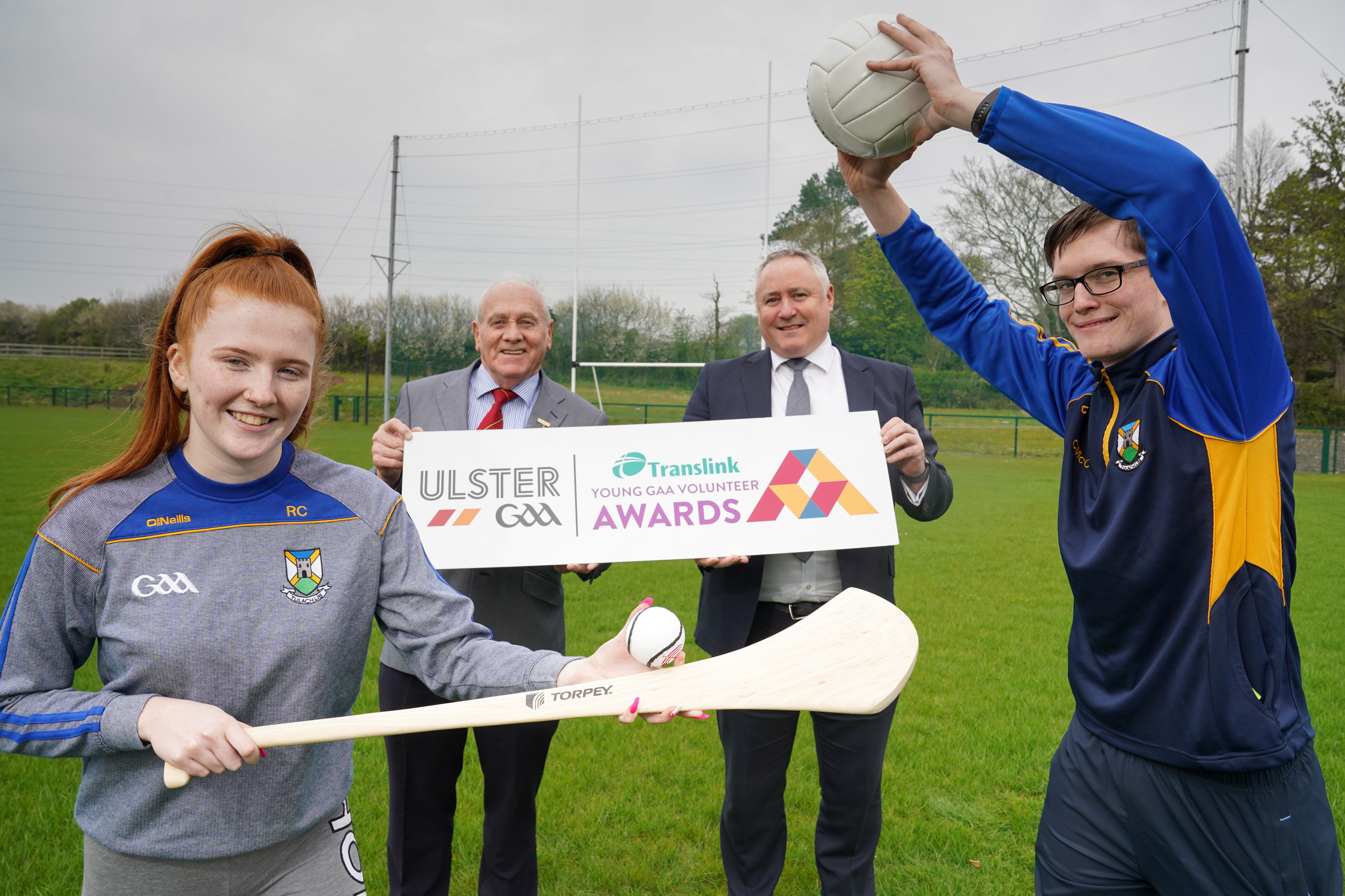 Translink launch search for outstanding young GAA volunteers