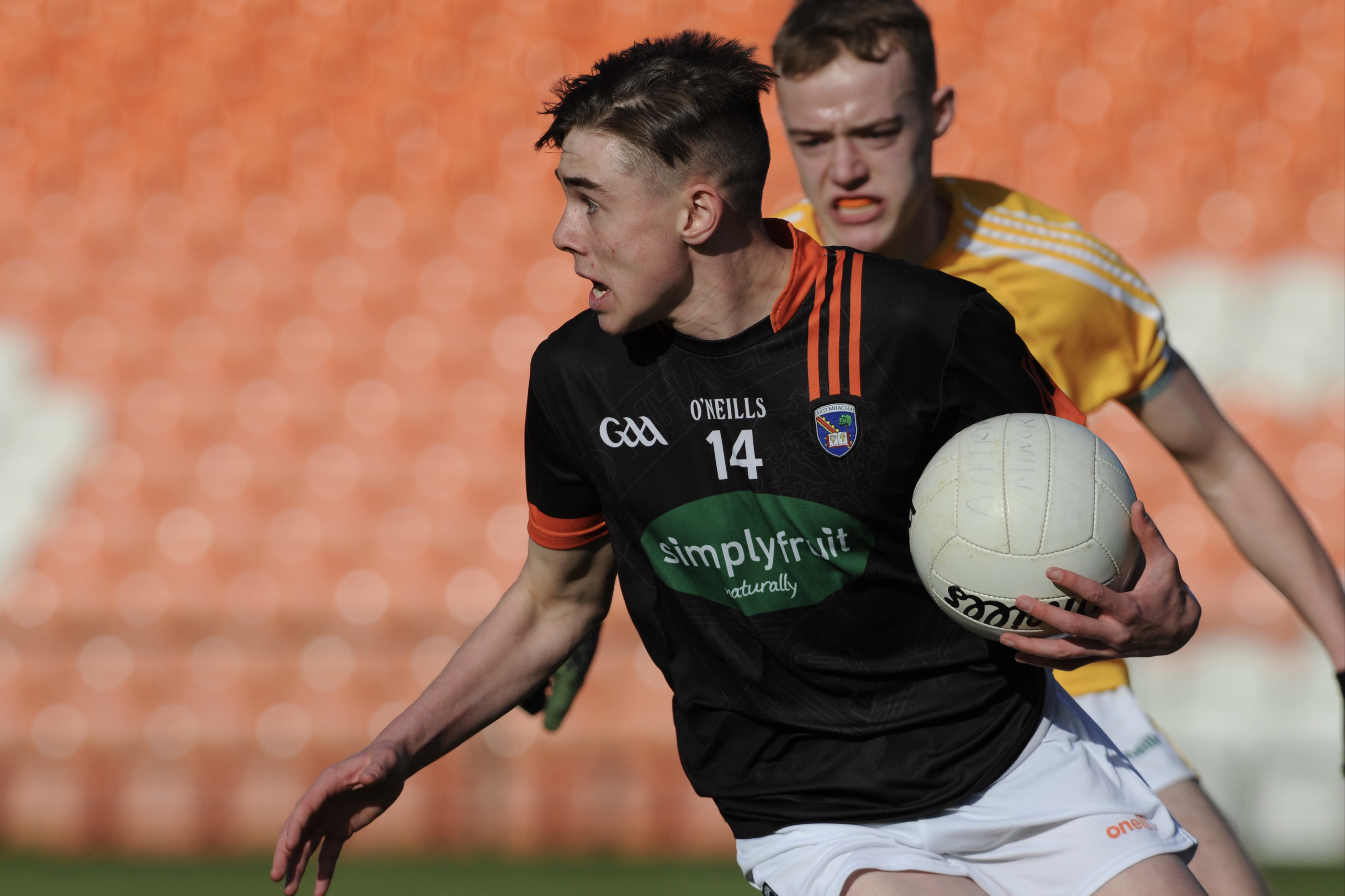 Armagh progress in Electric Ireland Ulster Minor Championship