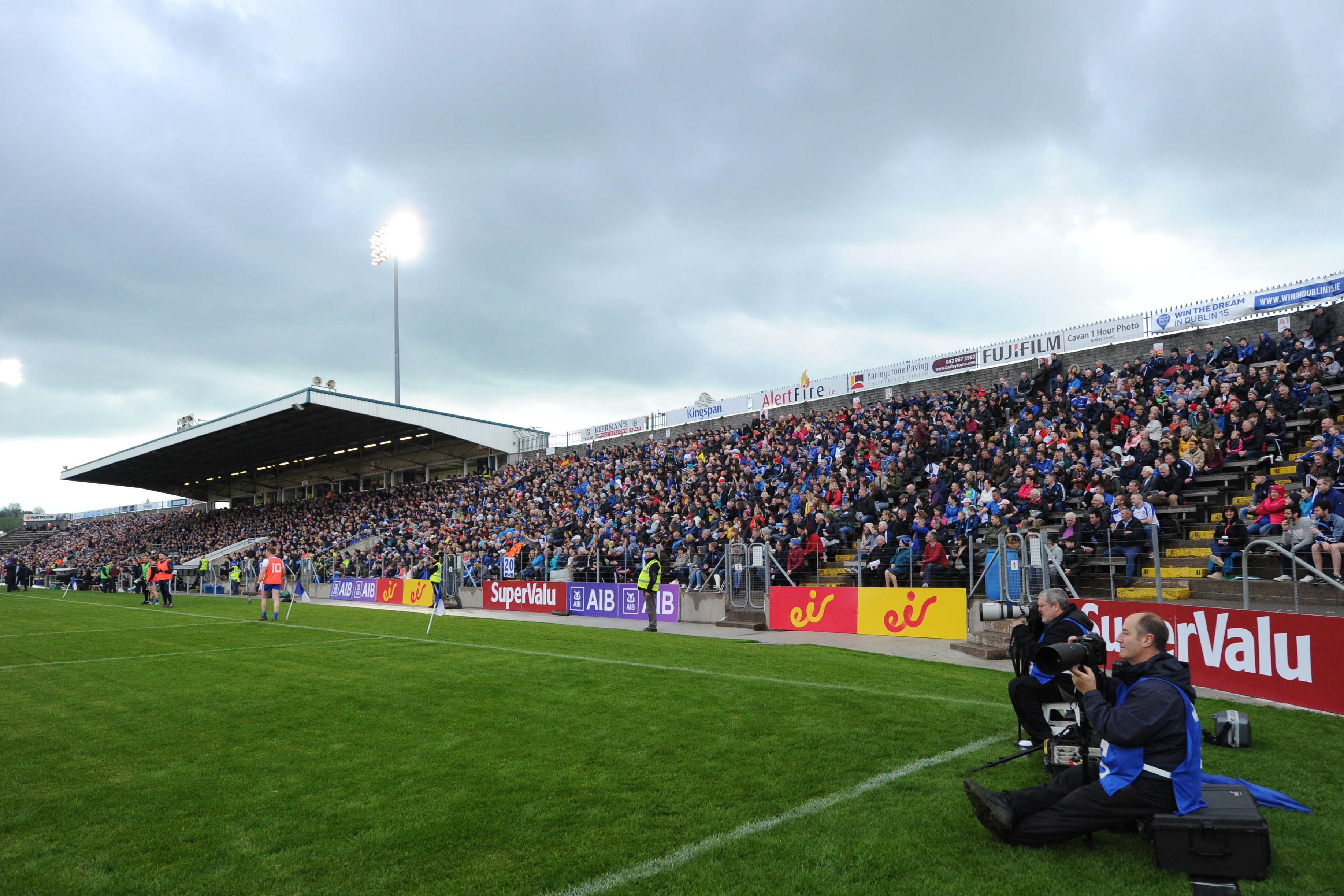 Arrangements confirmed for Ulster Senior Football Championship semi-finals