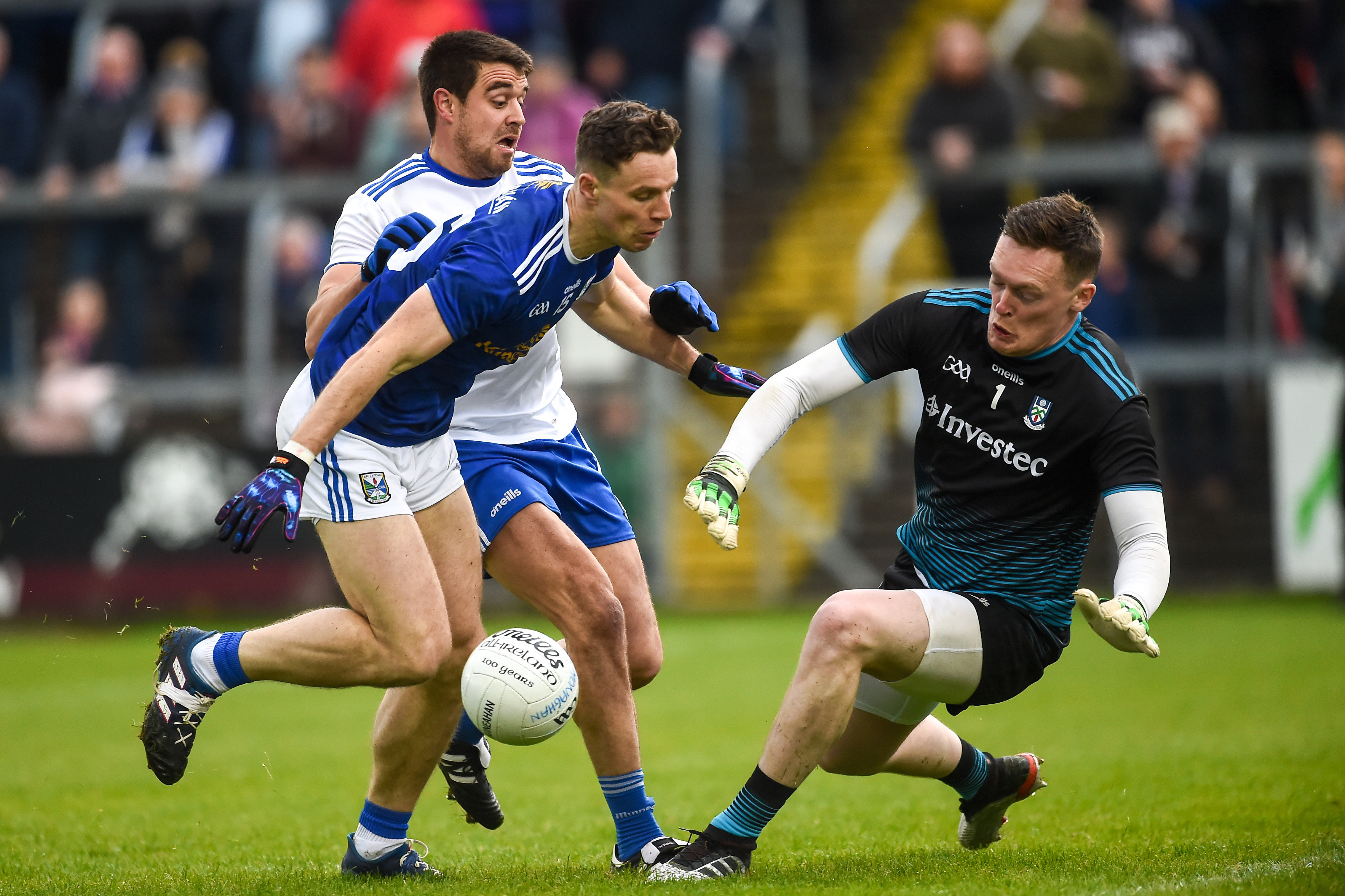 Cavan spring a surprise to advance to semi-final