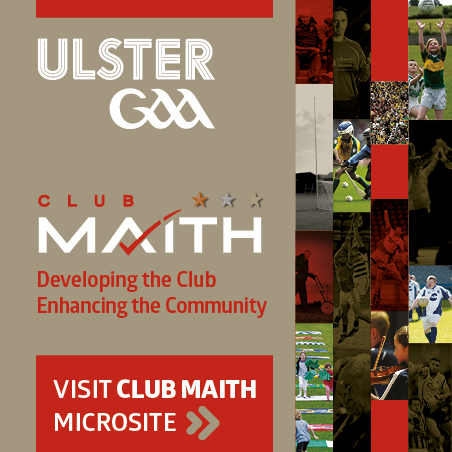 Club Maith Microsite
