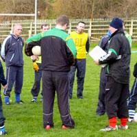 Ulster GAA Coaching Education