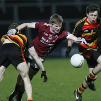 Ulster GAA - Second and third Level Academies