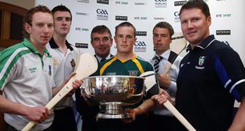 Launch of 2008 Ulster SHC