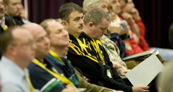 Tyrone Club Officers Training Day