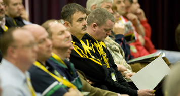 Ulster GAA Training Session for Club Officers