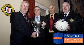 2011 Dr McKenna Cup Fixtures