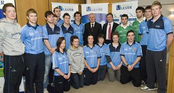 University of Ulster Bank of Ireland Gaelic Academy