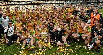 Donegal end 20 year wait