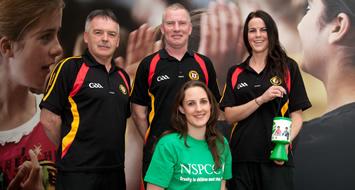 NSPCC welcomes Ulster GAA