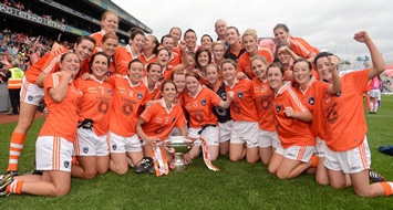 Double Delight for Ulster Ladies