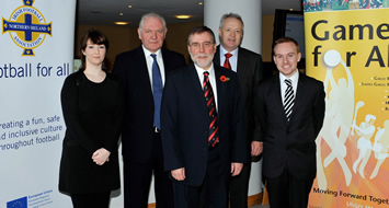 GAA & IFA  promote Good Relations