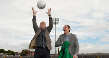 Great Crowd Expected in Casement Park