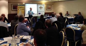 Ulster GAA & IFA train up volunteers