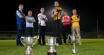 AIB Ulster Club Finals Launch