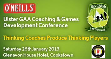 Coaching Conference 2013