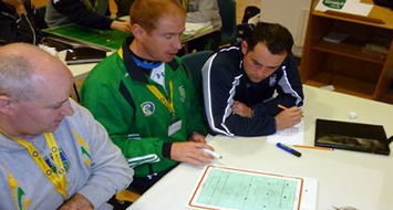 Ulster GAA Coach Education Programme – Autumn 2012