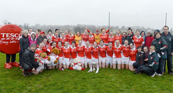 Donaghmoyne Ladies collect 3rd All Ireland