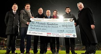 MFM raises £144,000