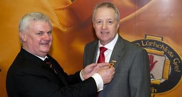 McAviney elected new President