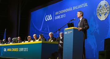 Ulster GAA President praises Derry