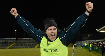 Three in a row for dominant Cavan