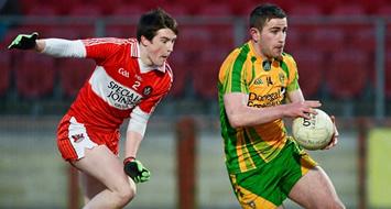 Cavan and Donegal into U21 Final