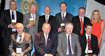 McNamee Awards Presented