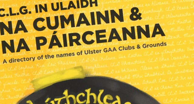 New Irish Language Resource for Clubs launched