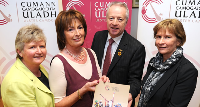 Ulster Camogie Council launch Buille go Bua