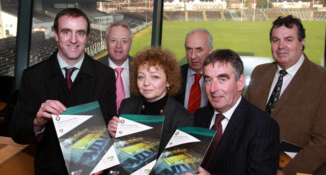 Ulster GAA welcome Casement Park Planning Approval and Funding Agreement