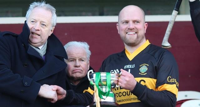 Creggan win All Ireland Junior Club Title