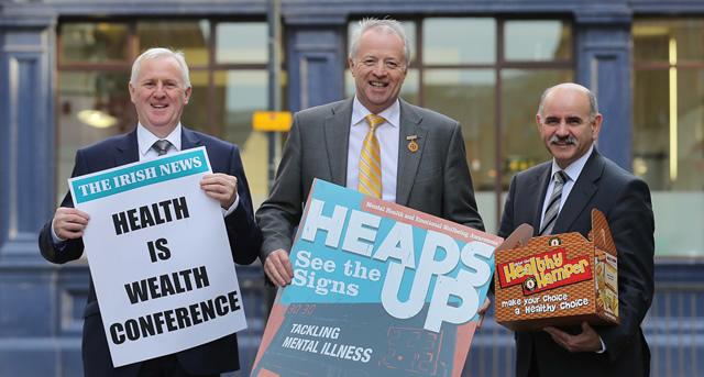 Irish News Ulster GAA Health & Wellbeing Conference