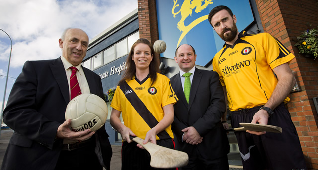 Ulster GAA announces unique Healthcare partnership with 3fivetwo